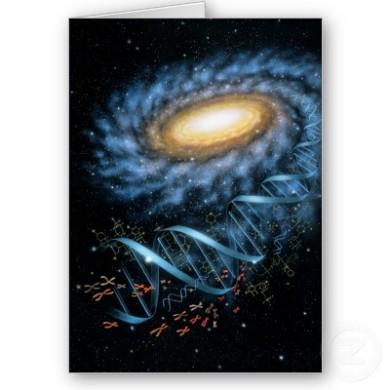 galactic dna